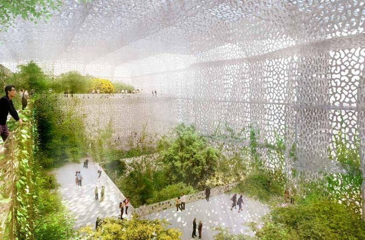 Jean Nouvel divulga projeto oficial do National Art Museum of China