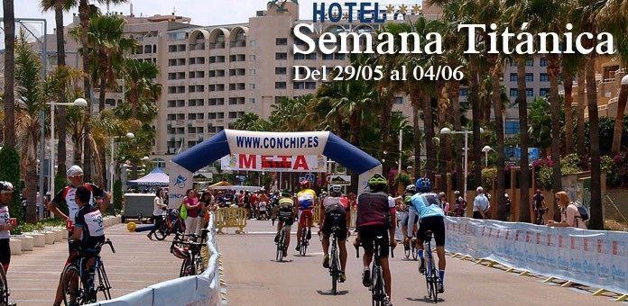 """La Marcha Cicloturista Internacional """"La Titánica"""" cumple tres años de crecimiento imparable. Además, en la edición de 2015 se ofrece la posibilidad de vivir una semana de ciclismo al 100% en Marina d'Or."""