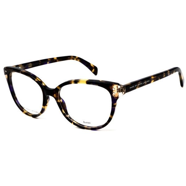 Marc By Marc Jacobs MMJ 632 A8T Eyeglasses ($105) ❤ liked on Polyvore featuring accessories, eyewear, eyeglasses, honey havana, marc by marc jacobs glasses, lens glasses, marc by marc jacobs eyewear, marc by marc jacobs and marc by marc jacobs eyeglasses