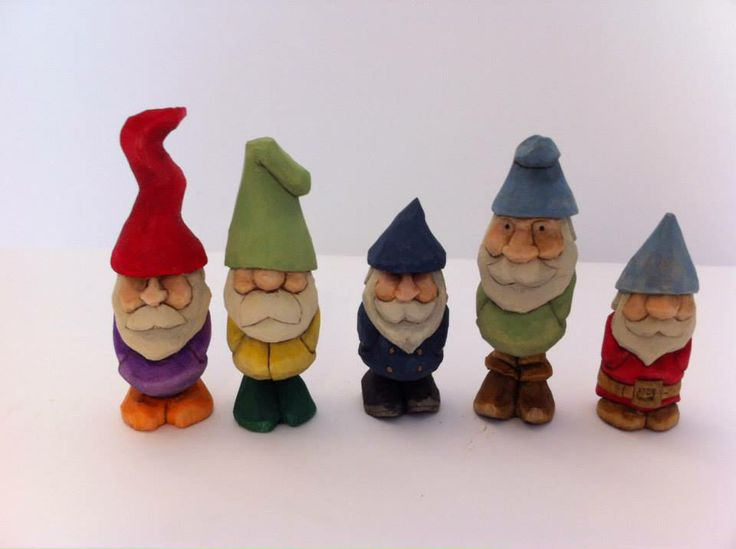 A Passle of Gnomes by Mike Pounders.