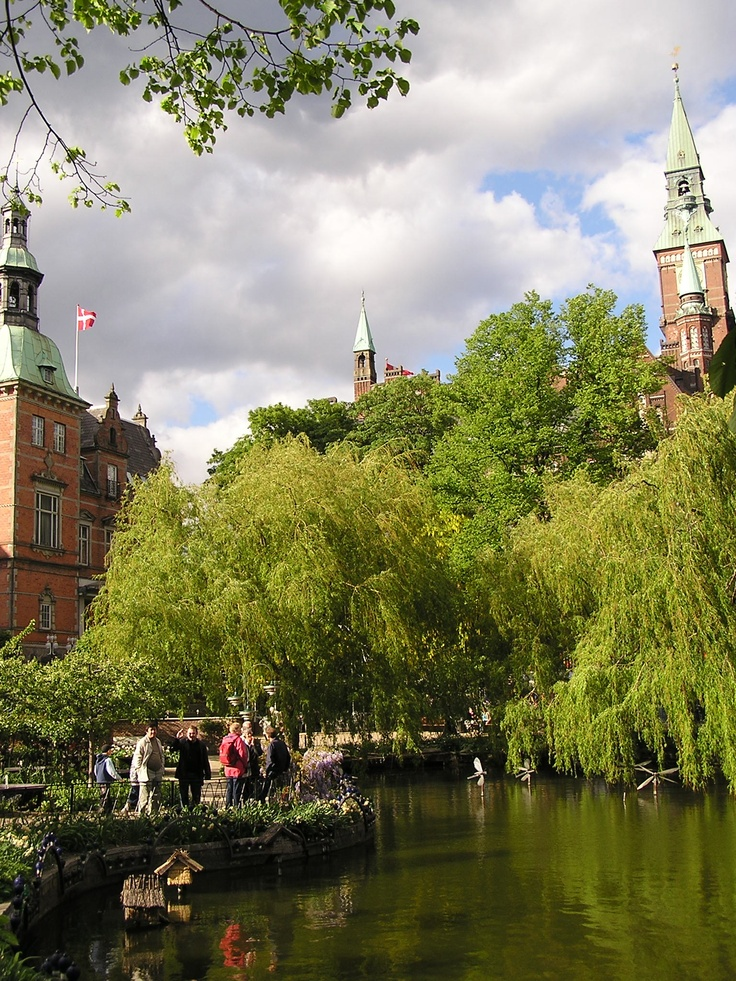 58 best Tivoli in Copenhagen: SCANDINAVIAN TRAVEL images on ...