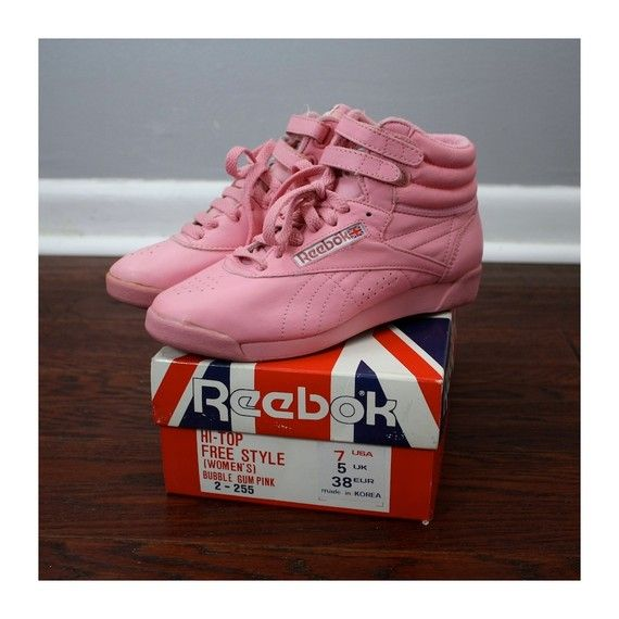 The 80's. Had these in white.