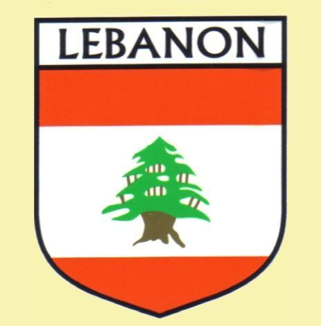 For Everything Genealogy - Lebanon Flag Country Flag Lebanon Decals Stickers Set of 3, $15.00 (http://www.foreverythinggenealogy.com.au/lebanon-flag-country-flag-lebanon-decals-stickers-set-of-3/)