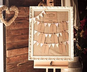 15 unique wedding table name ideas