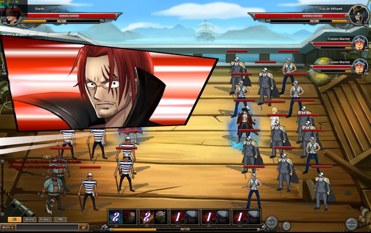 One Piece Online 2: Pirate King - Treasure Hunt games
