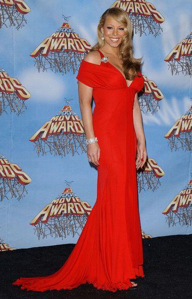Mariah Carey Photos - 2005 MTV Movie Awards - Press Room.Shrine Auditorium, Los Angeles, CA. - 2005 MTV Movie Awards - Press Room