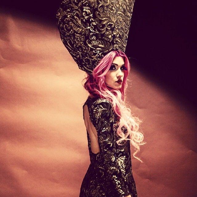 News — Designer Anne-Mari Pahkala. Amazing Jannika B wearing AMP designed costume.