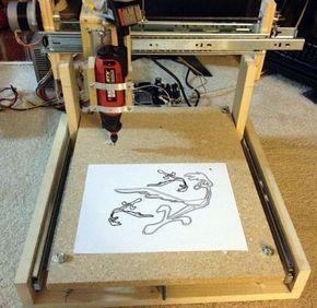 My attempt to make a desktop CNC machine   Pial's Blog