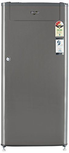 #8: Whirlpool WDE 205 CLS 3S GREY Direct-cool Single-door Refrigerator (190 Ltrs 3 Star Rating Grey) This is a top pick of a deal among the top items sold online in Kitchen  category in India. Click below to see its Availability and Price in YOUR country.