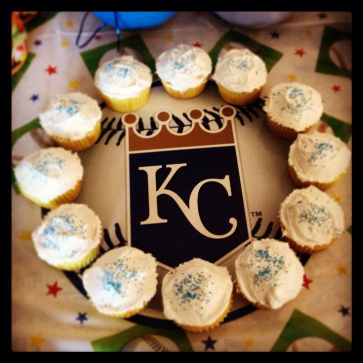 38 best Kansas City Royals Food Cakes images on Pinterest