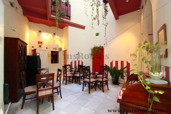 Callejón del Agua Guesthouse - Seville Guesthouse - The Hostel