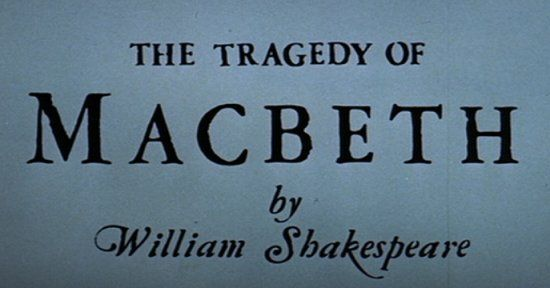The Tragedy of Macbeth - Roman Polanski