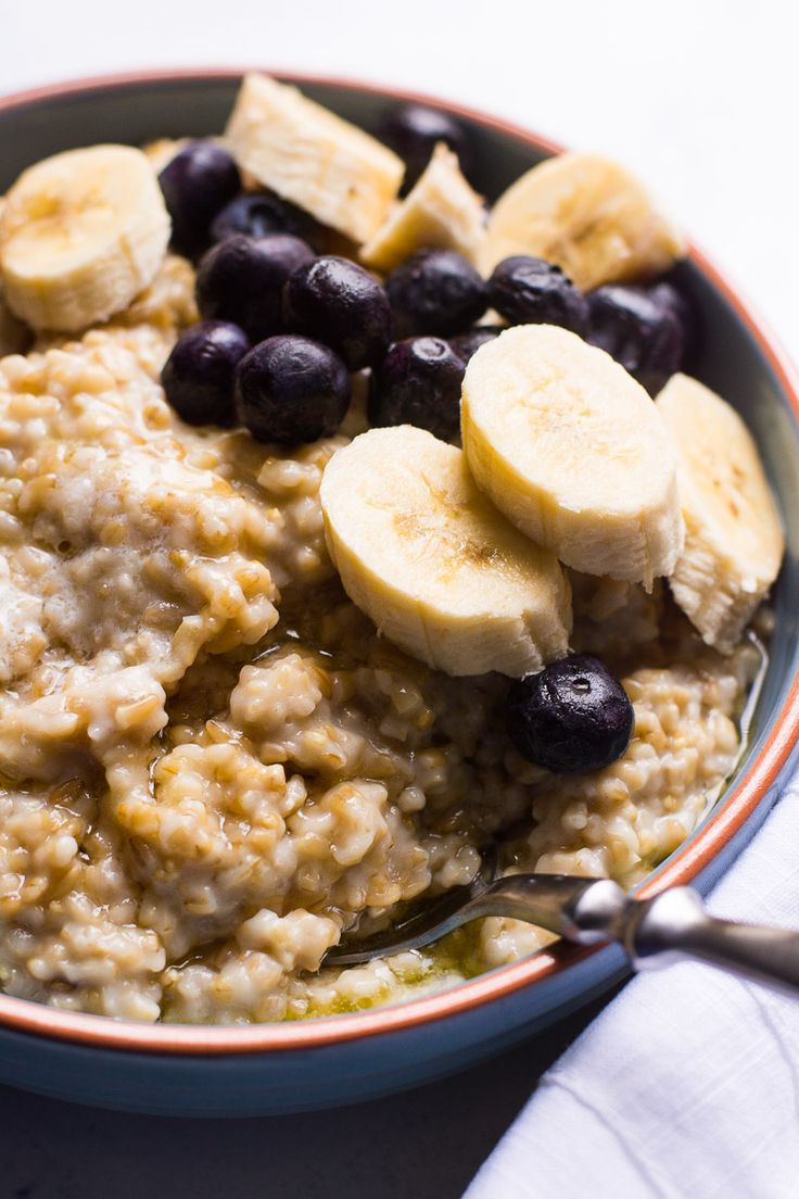 Instant Pot Steel Cut Oats Recipe made perfectly creamy with a crunch. The biggest advantage of pressure cooker steel cut oatmeal is that you don't have to stir it. Win $100 Amazon Gift Card by cooking this recipe.
