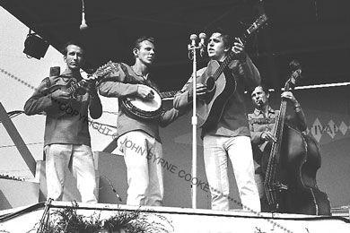 The Dillards, 1963 Newport Folk Festival (c) John Byrne Cooke