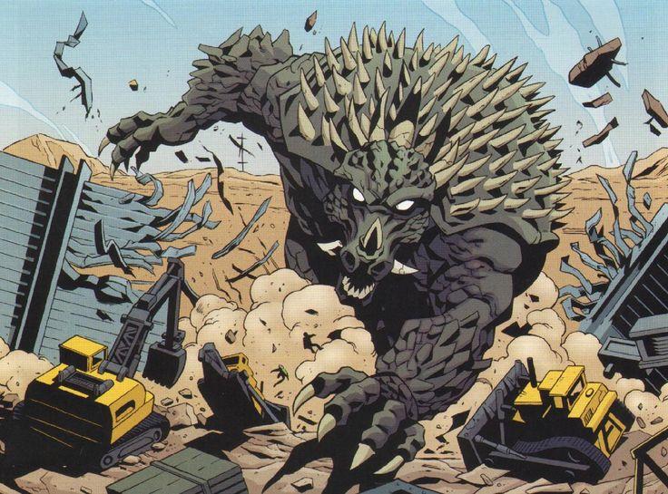 Godzilla Guru: Anguirus Godzilla's Enemy Turned Friend