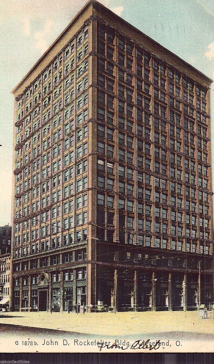 John d Rockefeller Building