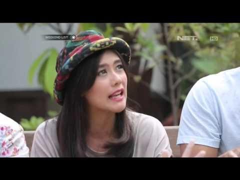 Marsya & Shinta jalan-jalan ke Keramik Studio 181 dan Day & Night Eatery di Bandung