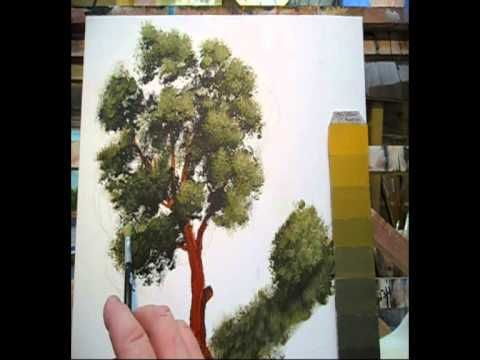 Acrylic Painting, Lessons,For Beginners, Tips,Techniques: HOW TO PAINT A...