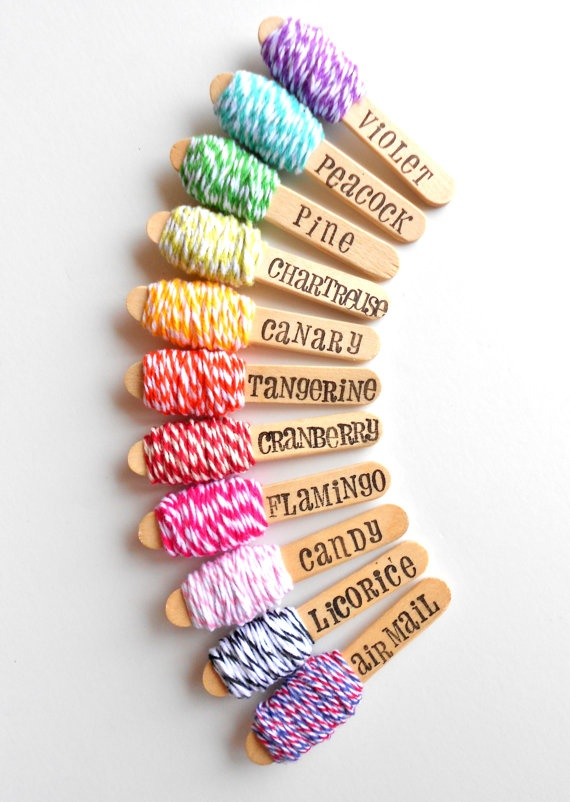 Rainbow | Arc-en-ciel | Arcobaleno | レインボー | Regenbogen | Радуга | Colours | Texture | Style | Form |  bakers twine