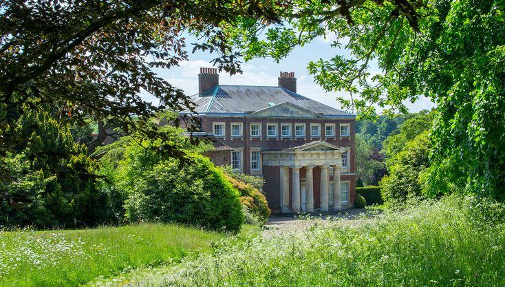 Goodnestone Park-stay at the estate that inspired 'Pride and Prejudice.'