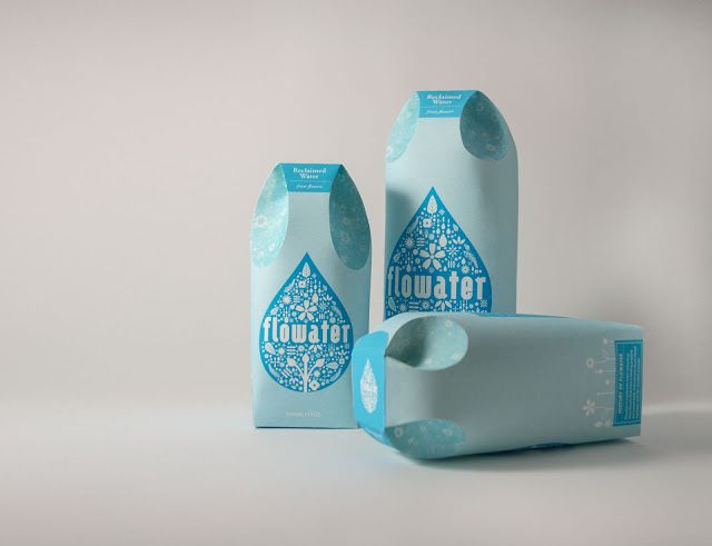 Flowater (Student Project) on Packaging of the World - Creative Package Design Gallery