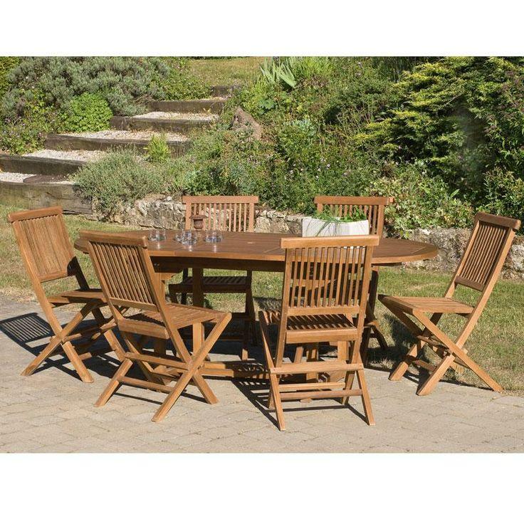 Salon De Jardin Teck Eden Garden ~ Jsscene.com : Des idées ...