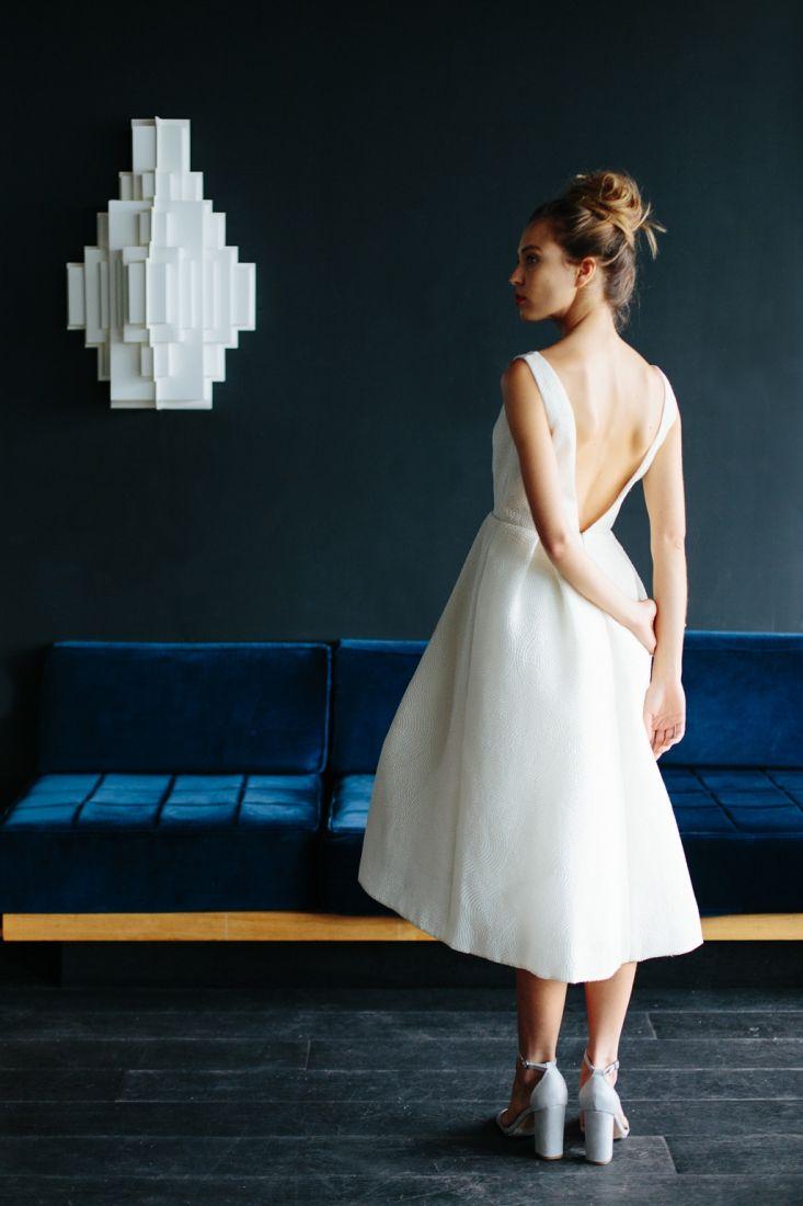 Robe de mariée Maison Floret, la collection 2017