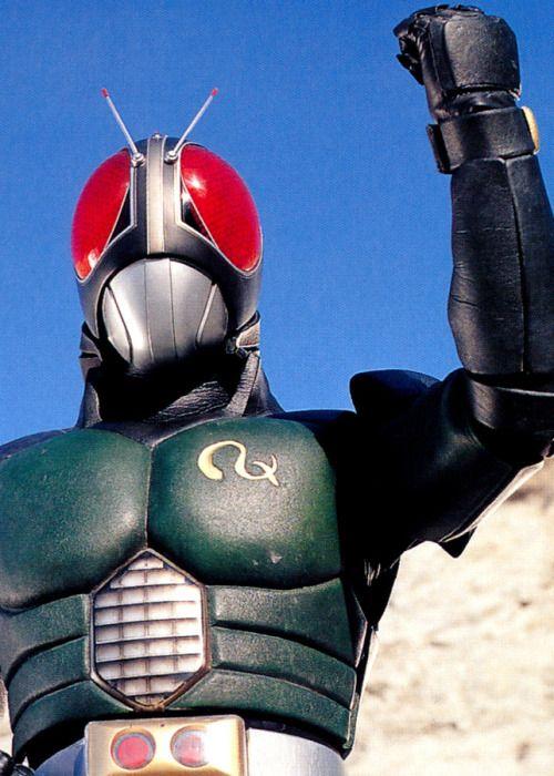 仮面ライダーBLACK RX    Kamen Rider Black RX, 1988