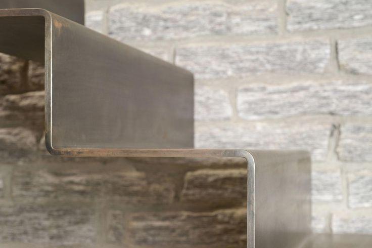 D-224 | scale in ferro, scale a giorno, scale design