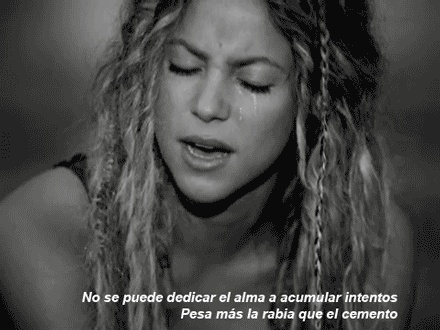 Shakira ft Gustavo Cerati - No * beautiful song