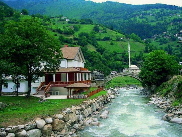 Rize den - Turkey