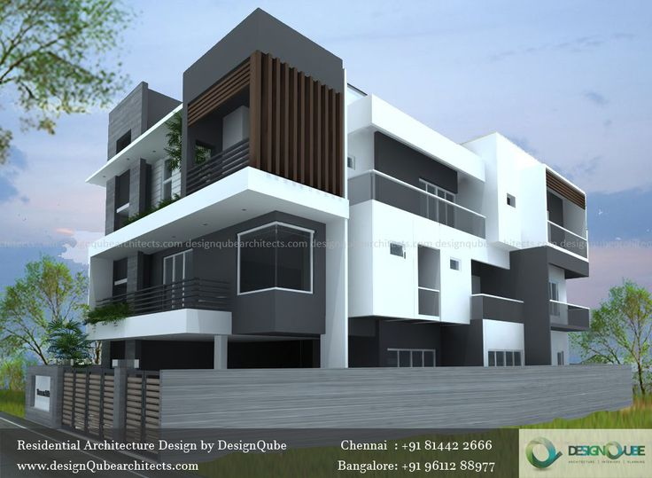 Residential Architecture Design By Designqube Architecture Check Out More Such Designs On Our