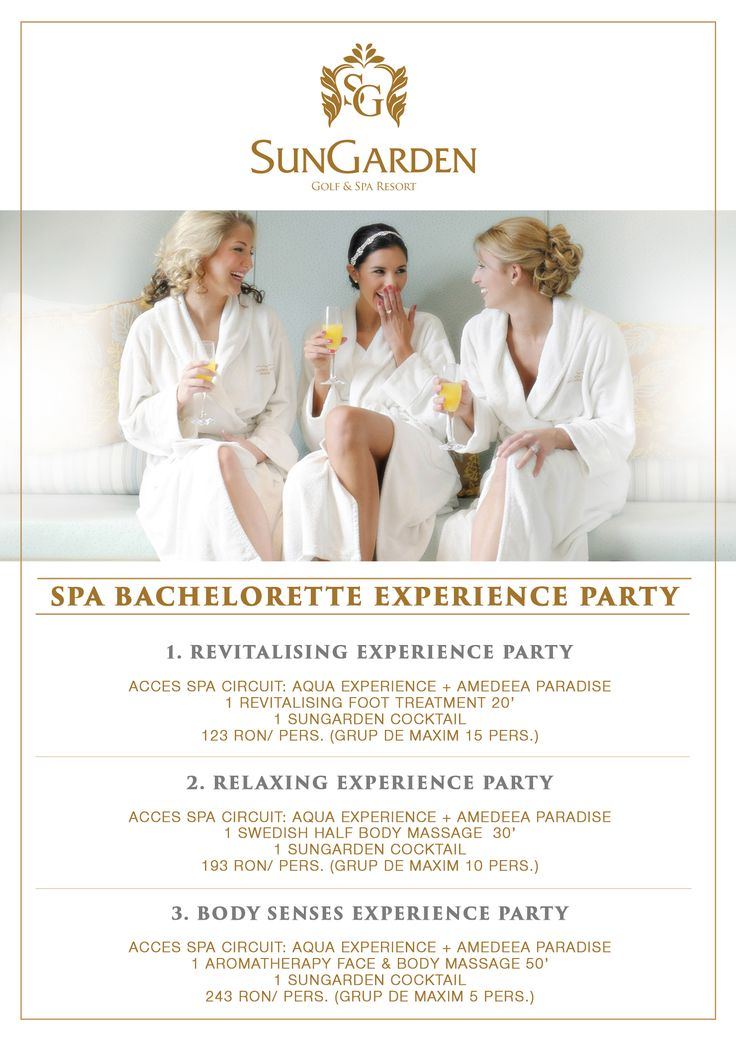 SPA BACHELORETTE  EXPERIENCE PARTY 2016 mic