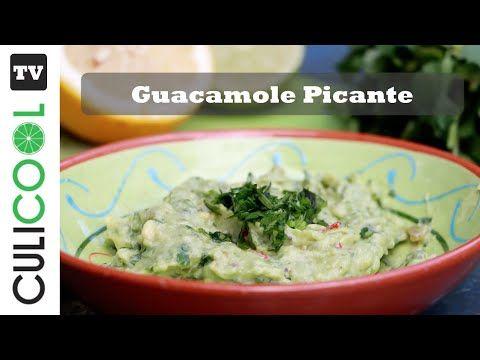 Hee CULICOOLERS, vandaag een heerlijk recept voor je: Guacamole Picante Check de video snel. De Guacamole Picante is simpel & snel te maken. Heerlijk als dip...