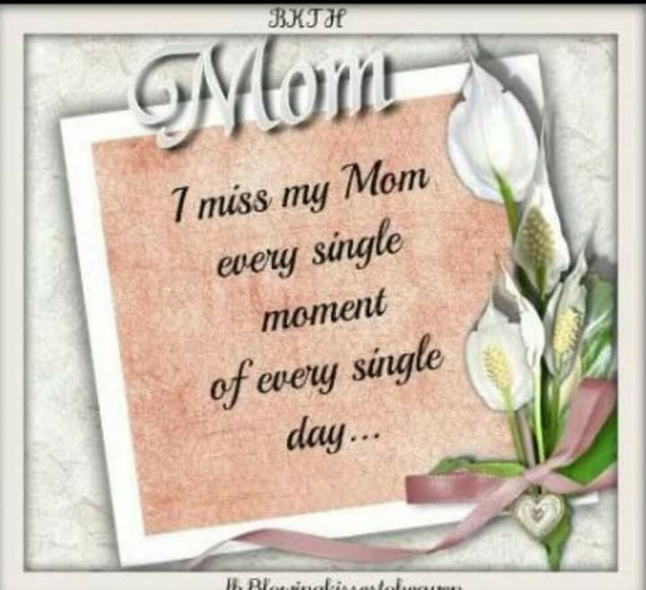 Best 25+ Miss You Mom Ideas On Pinterest