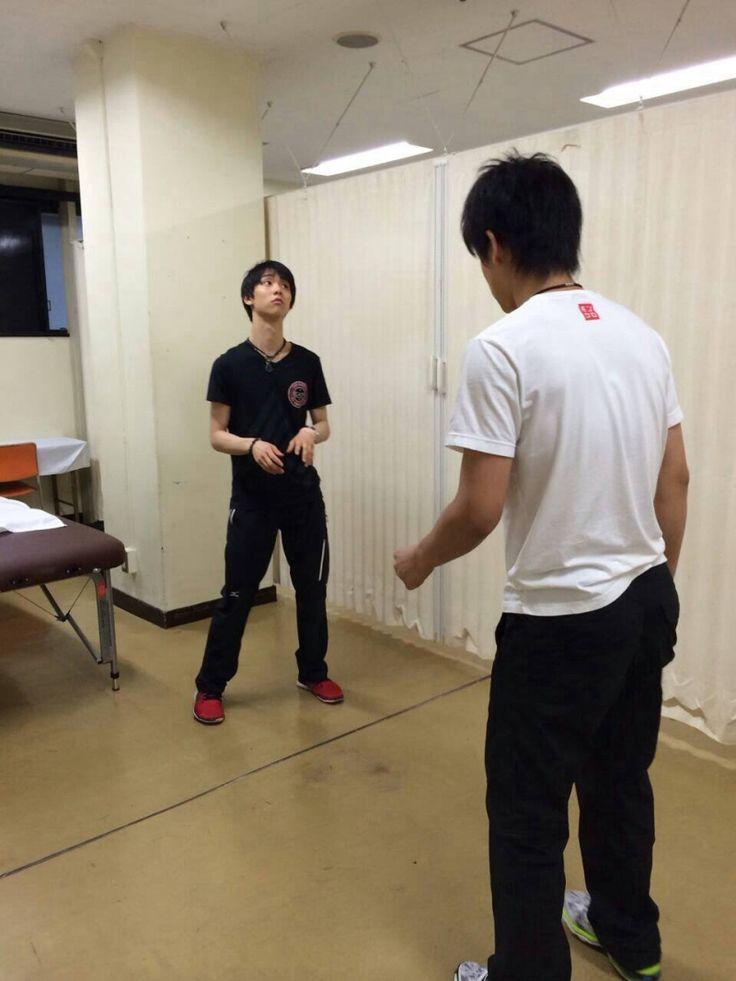 俺たちフィギュアスケーターの画像 | 髙橋成美・木原龍一オフィシャルブログ「成&龍 Happy Diary」…