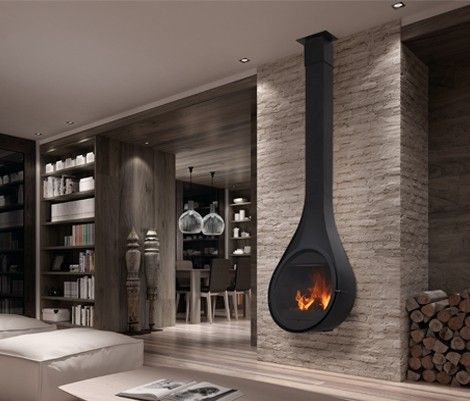 1000 ideas about chimeneas de obra on pinterest for Chimeneas de obra