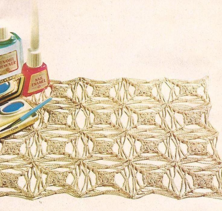 17 best images about centro de mesa a crochet on pinterest for Centro de mesa a crochet