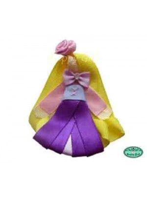 Laço Princesa Rapunzel