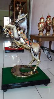 Patung Kuda Kuningan - Toko Kerajinan Kuningan Bondowoso, Jual Kerajinan…