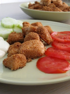 The one with all the tastes: Κοτόπουλο πανέ στο φούρνο