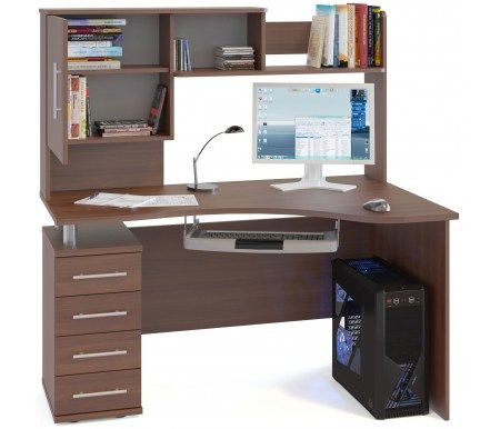 Компьютерный стол КСТ-104 + КН-14 | Каталог товаров по сниженной цене.