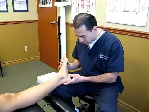 Treating Heel Spurs and Plantar Fasciitis with Active Release Techniques - YouTube