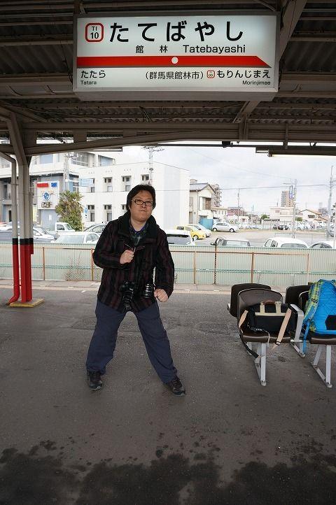 館林駅にて撮影。|★カメラのキタムラ公式ブログ★