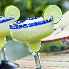 Receita de Margarita Tradicional