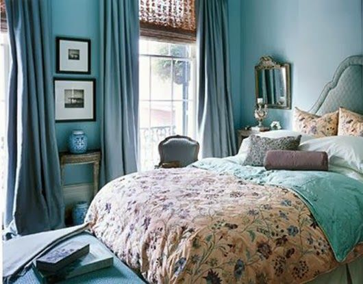 Blue Is A Favorite Color By Many People. To Give You Some Decorating Ideas  On How To Design A Bedroom In Blue, Here Are 12 Bedroom Decorating Ideas In  Blue.