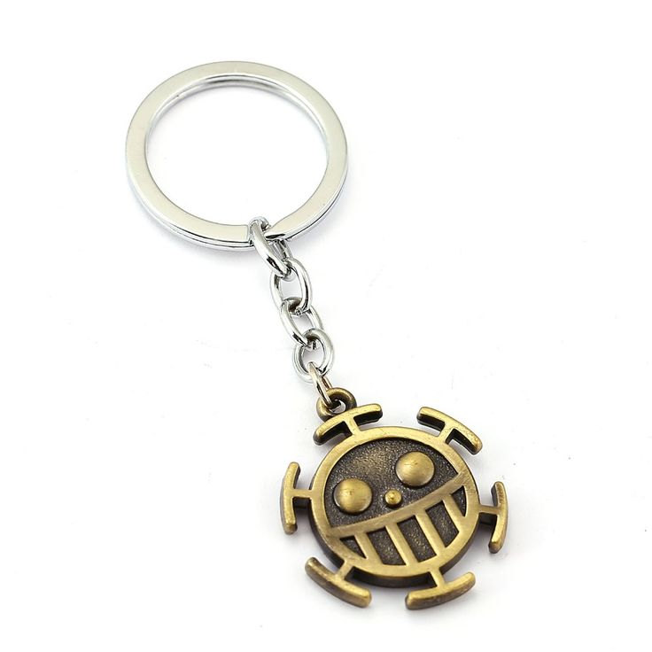 Trafalgar Law Key Ring Car Key Chain Pendant //Price: $8.00 & FREE Shipping //     #onepiece #onepieceanime #dluffystore