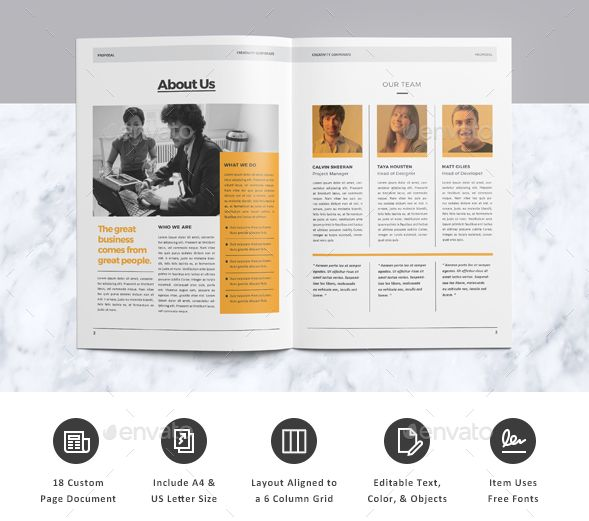 21 best School Brochure Template PSD images on Pinterest School