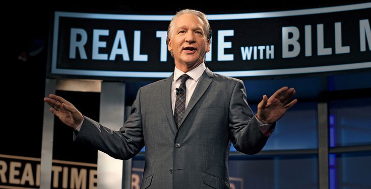 """""""Real Time With Bill Maher"""" Guest Line-Up For Friday, March 13th"""