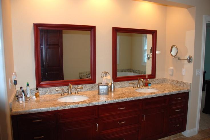 Bathroom Vanity Design by Lunde Construction